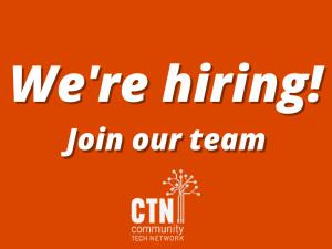 CTN hiring leadership position