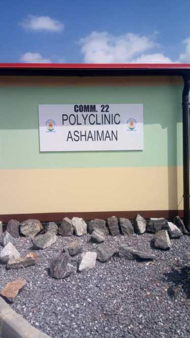 Ashaiman polyclinic