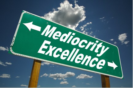 Image result for Mediocrity Strategies