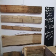 Samples of various kinds of board