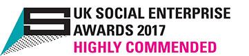 UK Social enterprise awards 2017: Highly Commended