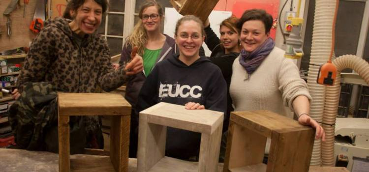 Community Wood Recycling; Leeds Wood Recycling; Womens Workshop