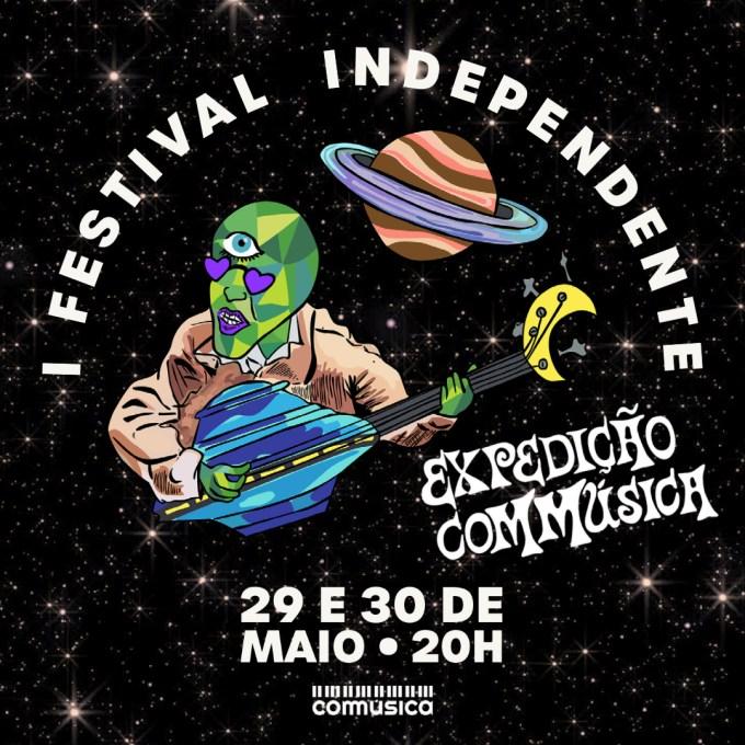 I Festival Independente da Expedição CoMMúsica