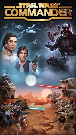 Let the Force be with you, or not, in Star Wars Commander