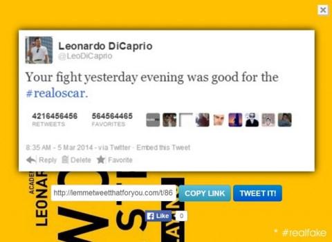 LeoDiCaprio