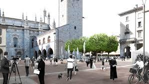 rendering Piazza Grimoldi