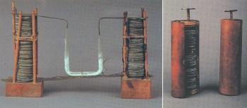 The Battery - Volta Temple Museum in Como