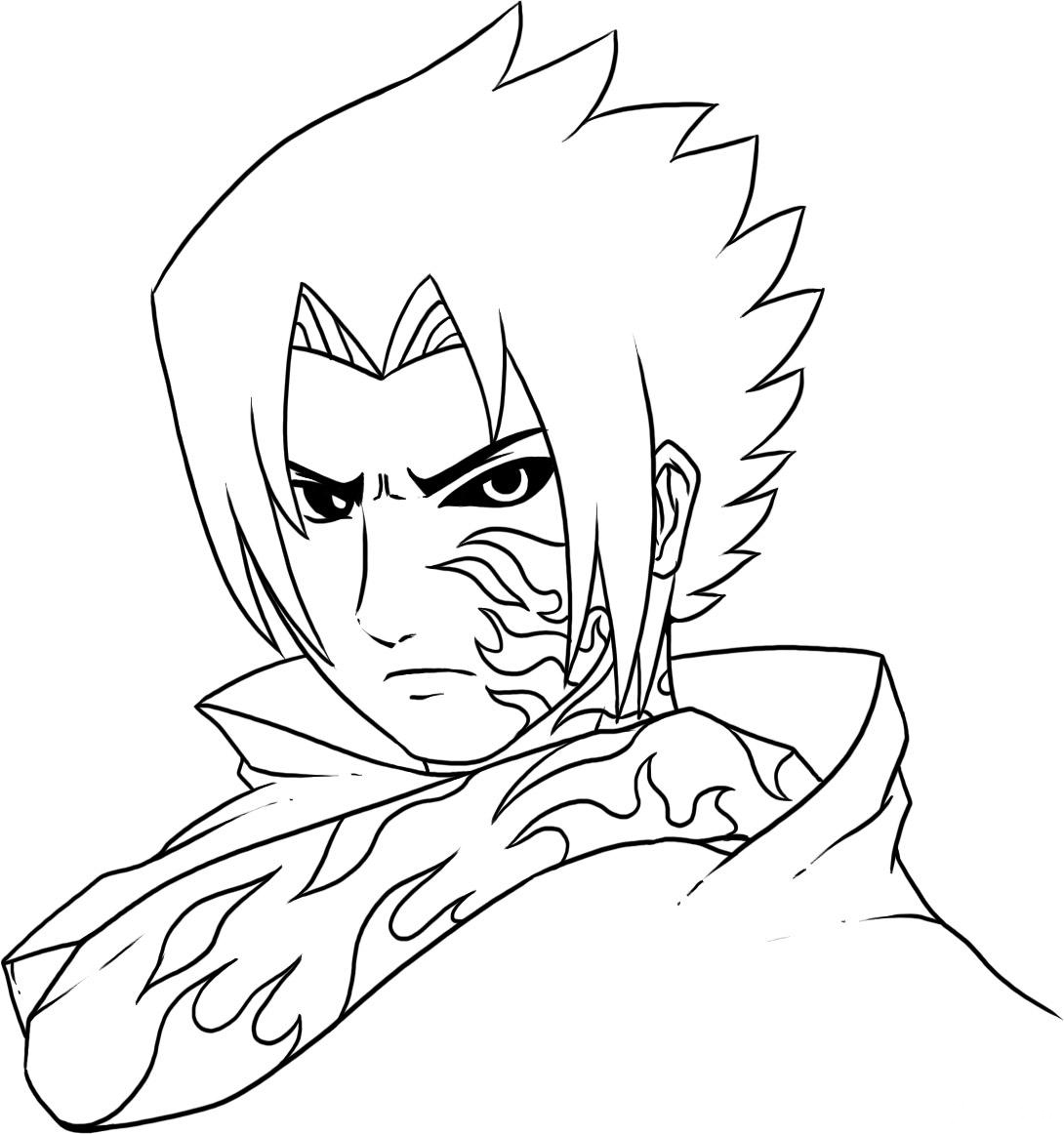 Sasuke Curse Mark Chidori Drawings