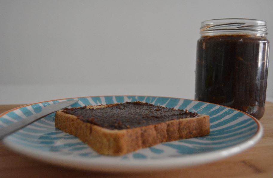 Nutella casera: Crema de cacao y avellanas hecha en casa