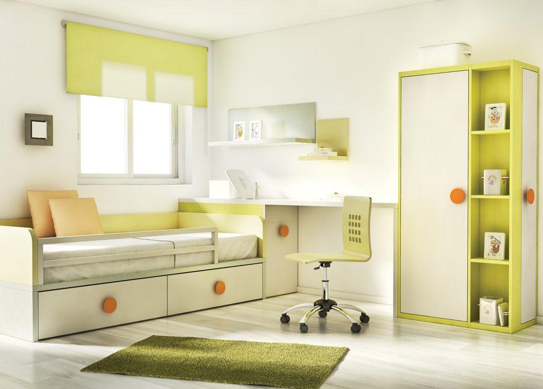 Colores para decorar habitaciones juveniles  Imgenes y