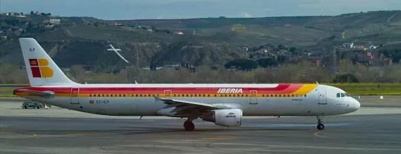 ¡Ay! No sé si llegaré ahí a tiempo porque hay convocada una huelga de pilotos de Iberia