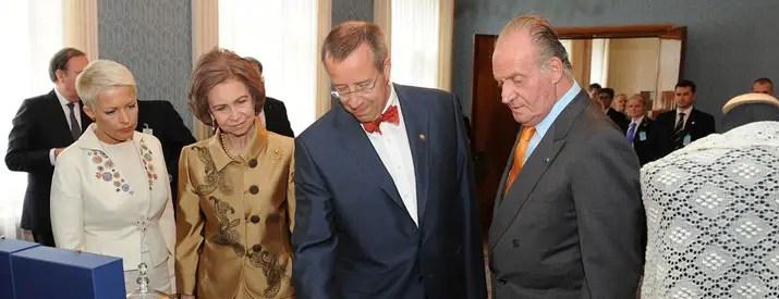 Juan Carlos I puede prever o preveer una vida más relajada tras dejar el trono