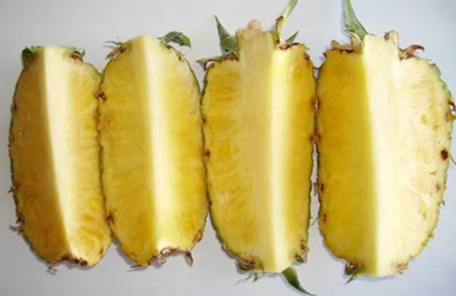Como Descascar Abacaxi Facilmente 6