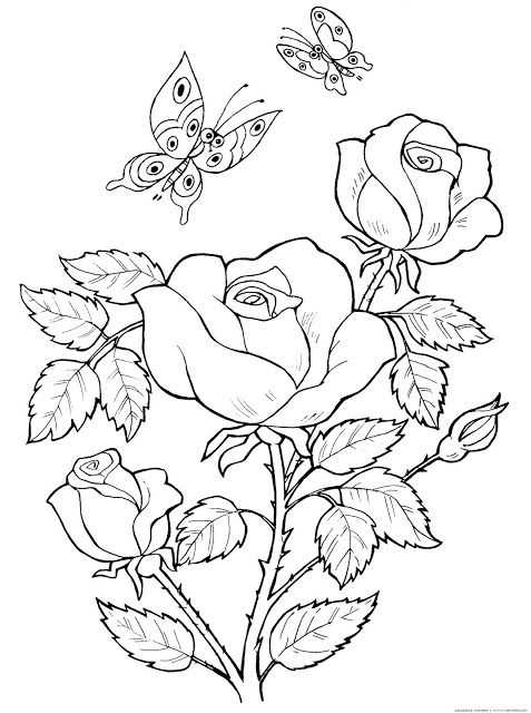 Moldes de Flores para Imprimir EVA papel feltro tecido