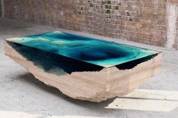 Como colar madeira em vidro