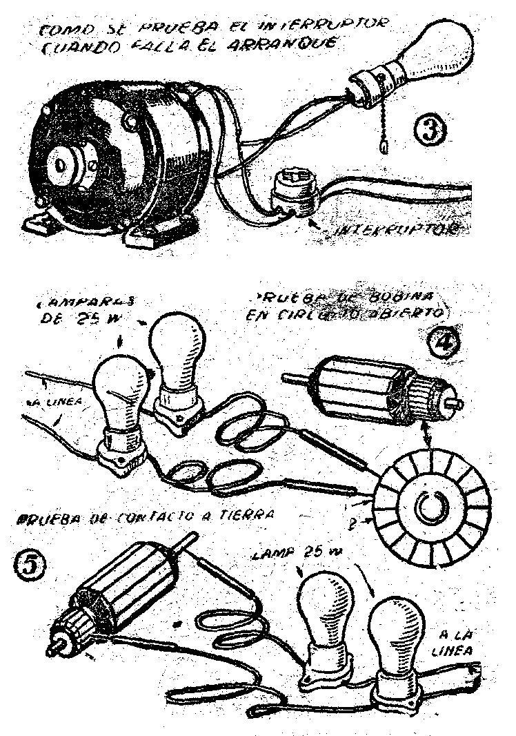 Coches manuales: Mantenimiento motores electricos videos