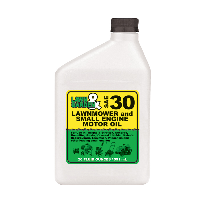 Sae 30 Non Detergent Oil Uses