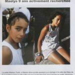 Francia: Un detenido sospechoso de la misteriosa desaparición de una niña durante una boda