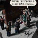 """""""Dreamers"""": la despectiva caricatura que provocó que un diario deba pedir disculpas a sus lectores"""