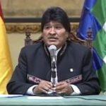 """Evo Morales llamó """"agente chileno"""" a un periodista boliviano que le preguntó por la demanda marítima"""