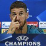 La provocación de Sergio Ramos tras la obtención del título del Barcelona