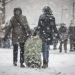 Las fuertes tormentas que azotan Europa dejaron un muerto en Portugal