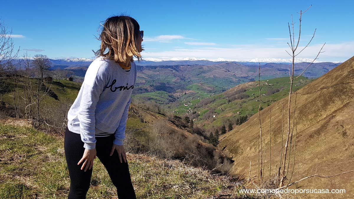 Rutas en coche cuatro días en Cantabria