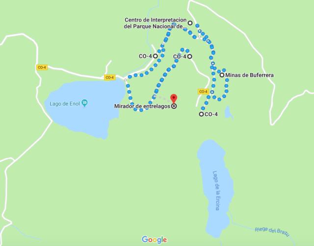 ruta circular lagos covadonga senderismo