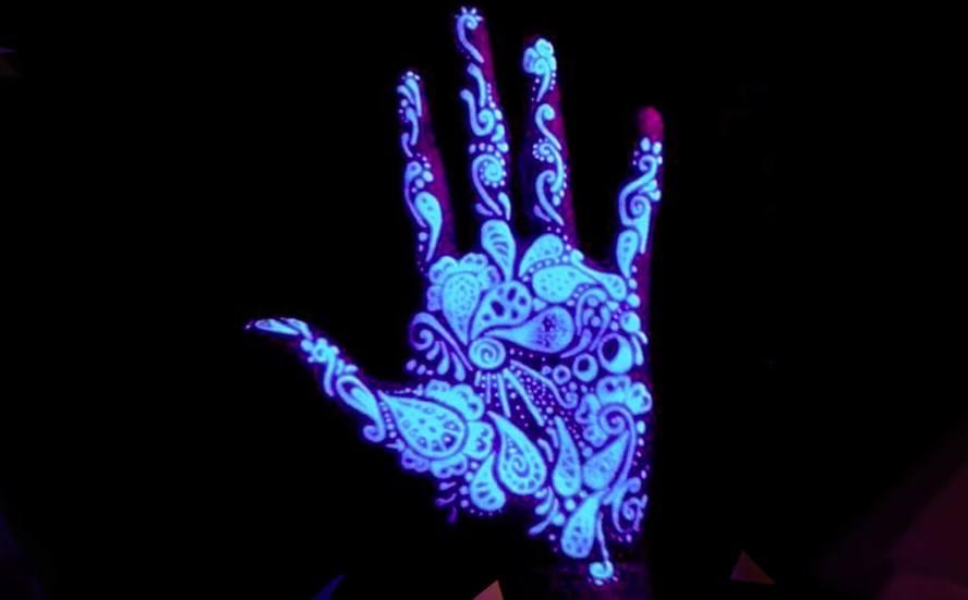 Apréndelo Todo Sobre Los Tatuajes Fluorescentes En 2019
