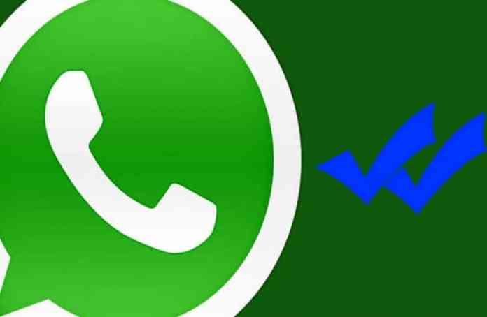 ocultar la doble palomita azul en whatsapp