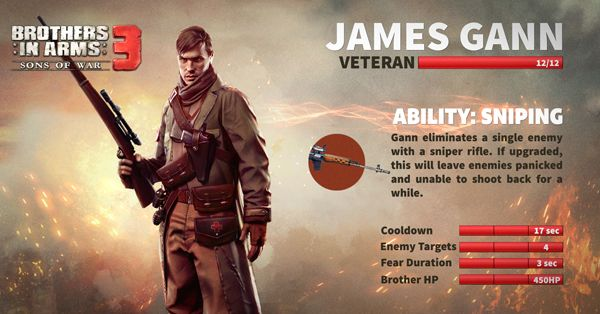 Brothers in Arms 3: Sons of War descargar gratis