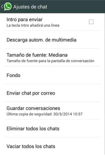 Usar dos números de teléfono a la vez en WhatsApp