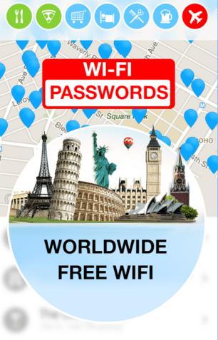 contraseñas wifi gratis android