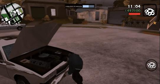 gta reparar auto mod android