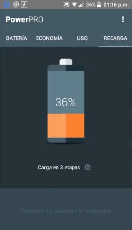 ahorrador de bateria celular android