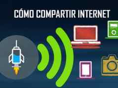 compartir internet de http injector vpn laptop