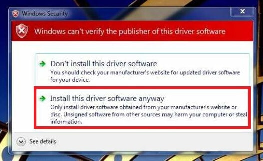 desactivar firma de controladores en windows 10 64 bits