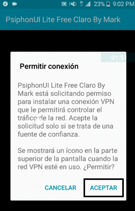 descargar Psiphon Lite Free Claro By Mark 1 free apk