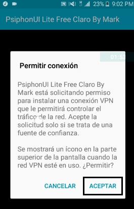 descargar Psiphon Lite Free Claro By Mark 1 free apk