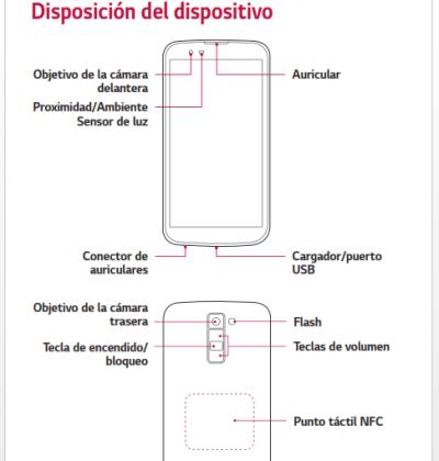 descargar manual lg k10 pdf