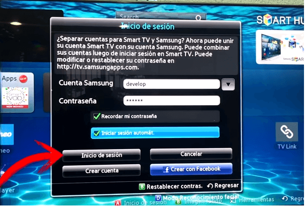 descargar play store para smart tv android