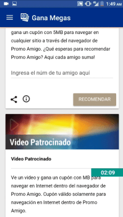 descargar promo amigo apk para android