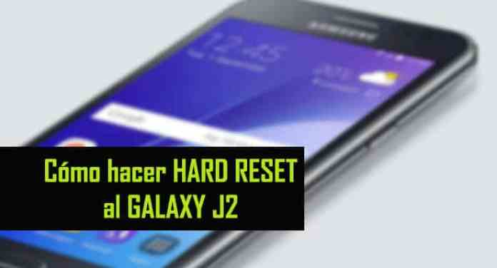 hard reset galaxy j2 android 5