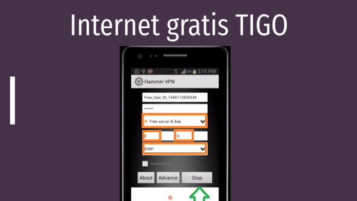 internet gratis tigo colombia hammer vpn