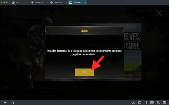 jugar pubg mobile con emulador en mac