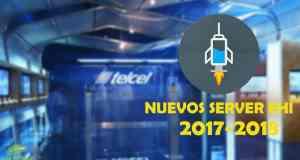 nuevos servidores telcel apk http injector mexico