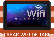 reparar wifi de tablet android