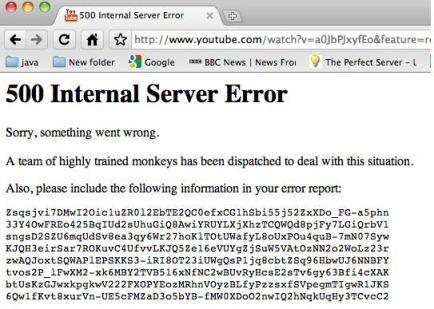 reparar youtube error 500 android gratis