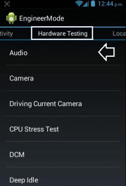 subir el volumen en android tablet celular