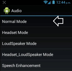 subir el volumen en celular android y tablet